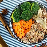 懒人日式肥牛饭的做法图解6