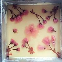 樱花芝士蛋糕的做法图解13