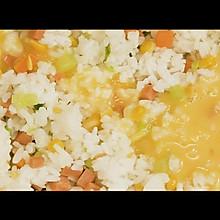 集颜值与美味于一身的蛋炒饭!