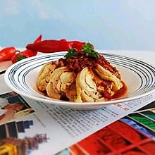 #橄榄中国味 感恩添美味#蒸出来的口水鸡