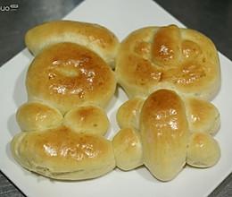 豆果面包的做法