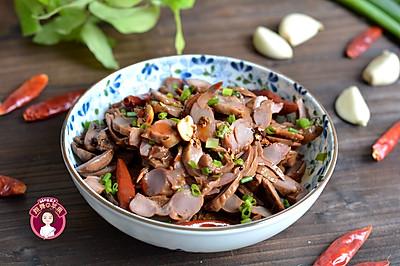 #精品菜谱挑战赛# 卤拌鸡心鸡胗