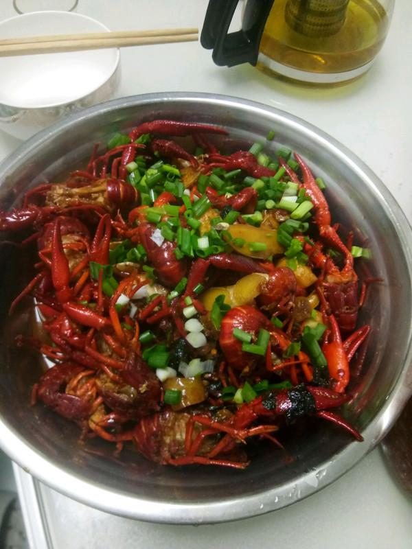 口味虾的做法