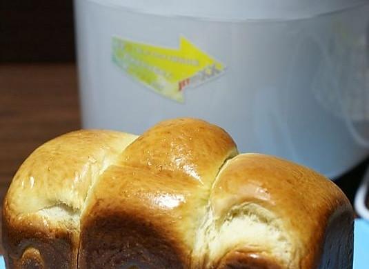 面包机版直接法北海道吐司