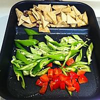 【青椒炒豆腐】——贵州家常小炒的做法图解5