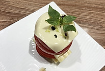 番茄芝士沙拉的做法