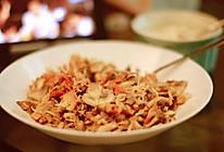 减脂餐蘑菇鸡胸肉的做法