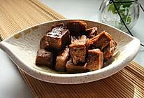 大喜大牛肉粉试用之 无锡豆干的做法