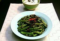 梅干菜干煸刀豆(四季豆)的做法