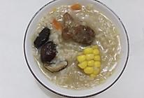 排骨玉米粥的做法