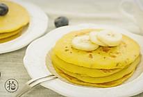 香蕉牛奶小饼的做法