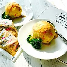 就叫它好吃的土豆泥#丘比沙拉汁#