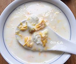 #一起加油,我要做A+健康宝贝#牛奶鸡蛋羹的做法