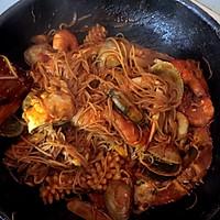 一起吃饭吧之青海大王海鲜炒面的做法图解10
