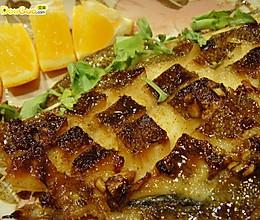 干烧鲆鱼的做法