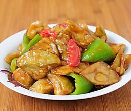 红烧茄子 最受欢迎的家常菜让大人小孩都停不下筷子 上桌就吃光的做法