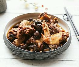 小鸡炖蘑菇#厨此之外 锦享美味#的做法