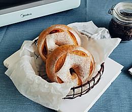 红茶奶酥软欧包的做法