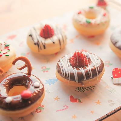 甜蜜圣诞甜甜圈「厨娘物语」