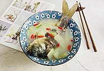 """#美食说出""""新年好""""#冬瓜鲫鱼汤的做法"""