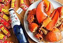 干锅龙虾的做法