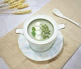 【西餐例汤】奶香土豆浓汤的做法