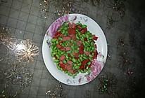 炒毛豆的做法