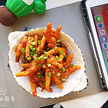 #快手又营养,我家的冬日必备菜品#韩式辣炒鸡爪