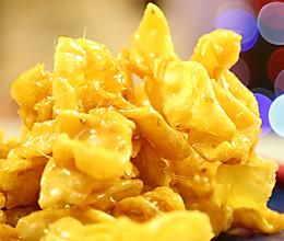 蛋蛋系列之拔丝蛋蛋 #花10分钟,做一道菜!#