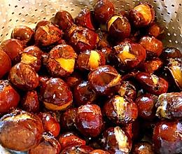 烤箱板栗OR电饭锅板栗的做法