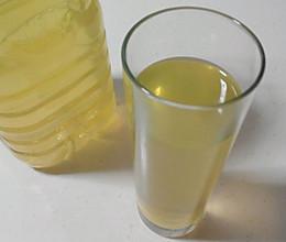新年到,健康饮品喝起来——自制蜂蜜柚子的做法