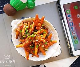 #快手又营养,我家的冬日必备菜品#韩式辣炒鸡爪的做法