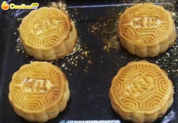 中秋月饼DIY的做法
