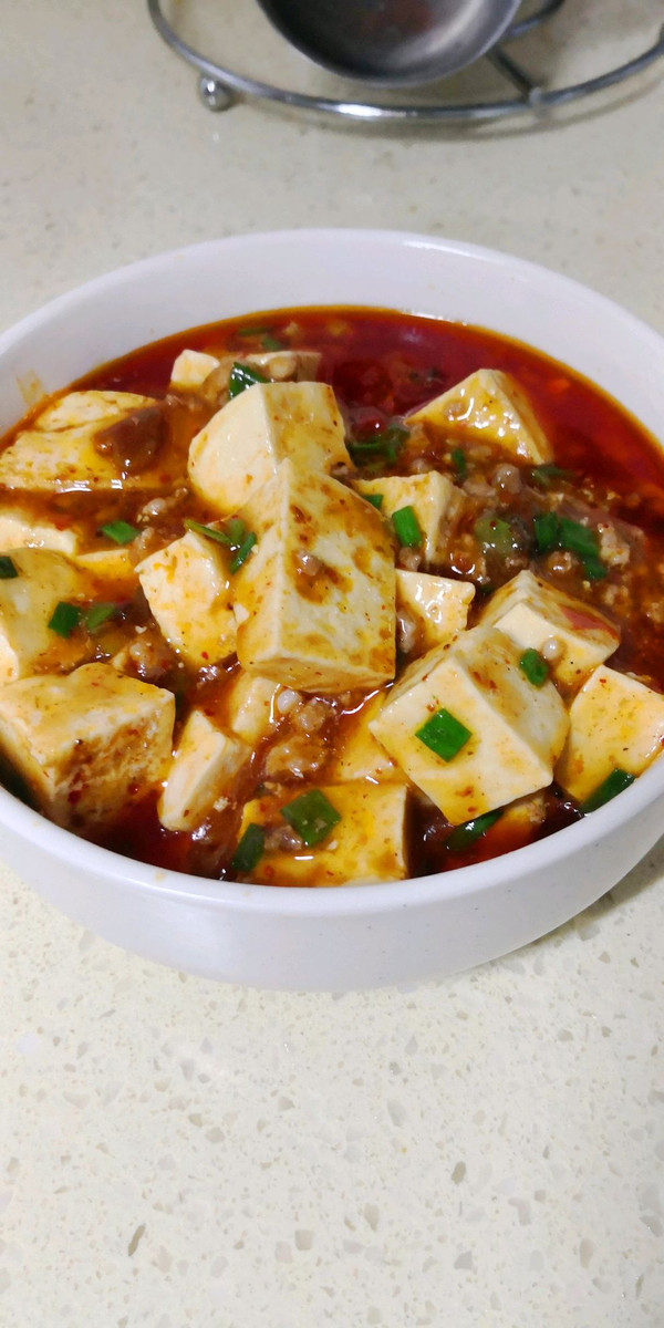 快手家常豆腐的做法