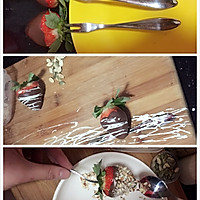 草莓和巧克力的相遇的做法图解5
