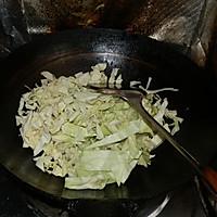 蚝油圆白菜的做法图解2