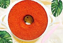 自制红枣泥红糖戚风蛋糕的做法