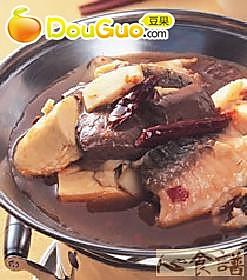 麻辣血旺鱼片锅的做法