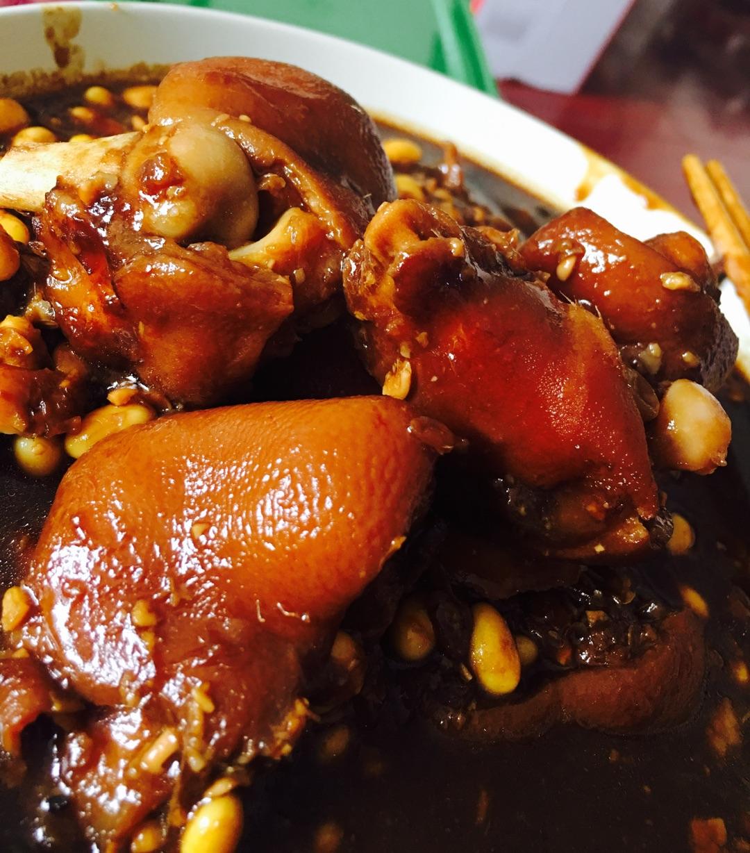 排骨的做法大全_砂锅黄豆焖猪手怎么做_砂锅黄豆焖猪手的做法_豆果美食