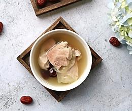 #母亲节,给妈妈做道菜#红枣花胶炖瘦肉的做法