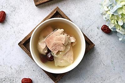 #母亲节,给妈妈做道菜#红枣花胶炖瘦肉