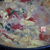 海参西红柿针菇汤的做法图解10