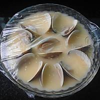 鲜美无比的蛤蜊蒸蛋的做法图解7