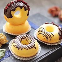 橙味甜甜圈蛋糕,在家就可复刻的经典美味的做法图解18