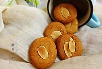 杏仁曲奇饼干#我的烘焙不将就#的做法
