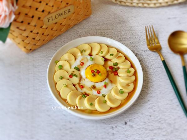 玉子豆腐蒸蛋的做法