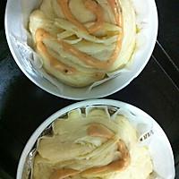 ~丹麦手撕面包#东菱魔法云面包机#的做法图解10