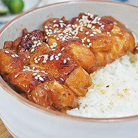 用中式调料做一道日式照烧鸡腿饭!