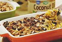 吃不胖的低脂椰香红薯泥,可以尽情放飞自我了!的做法