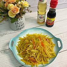 #味达美名厨福气汁,新春添口福#醋溜土豆丝